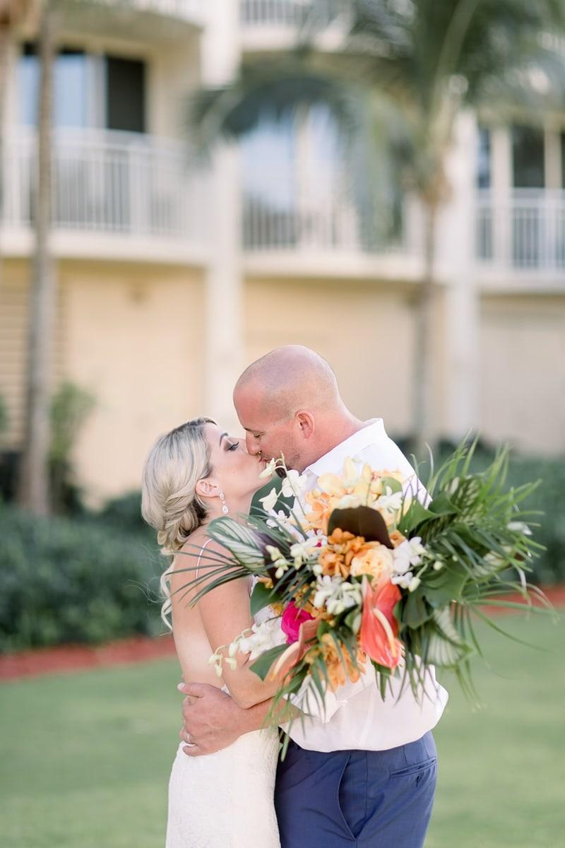 Destination wedding Vow Renewal in Marco Island 0011