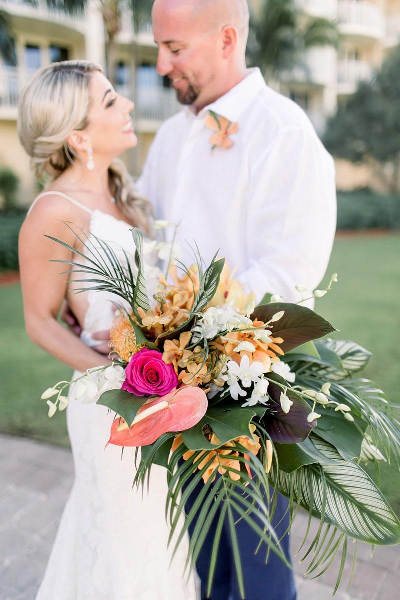 Destination wedding Vow Renewal in Marco Island 0013
