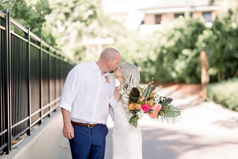 Destination wedding Vow Renewal in Marco Island 0019