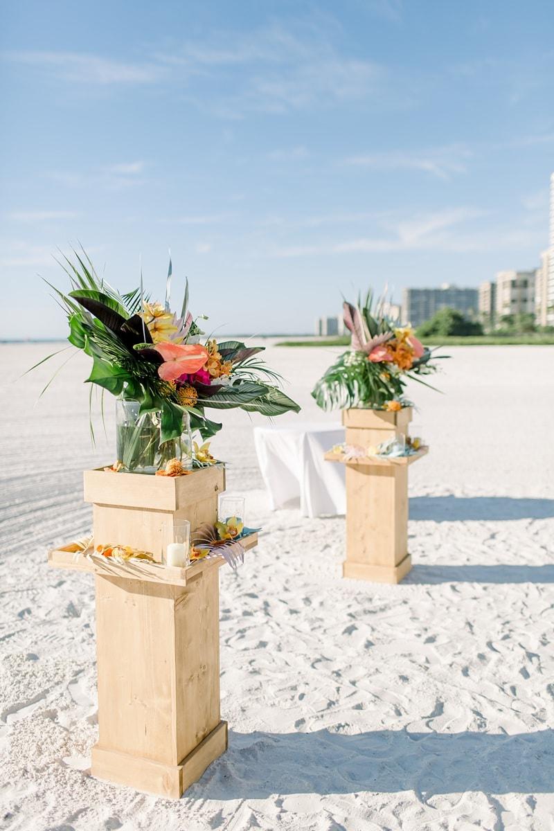Destination wedding Vow Renewal in Marco Island 0037