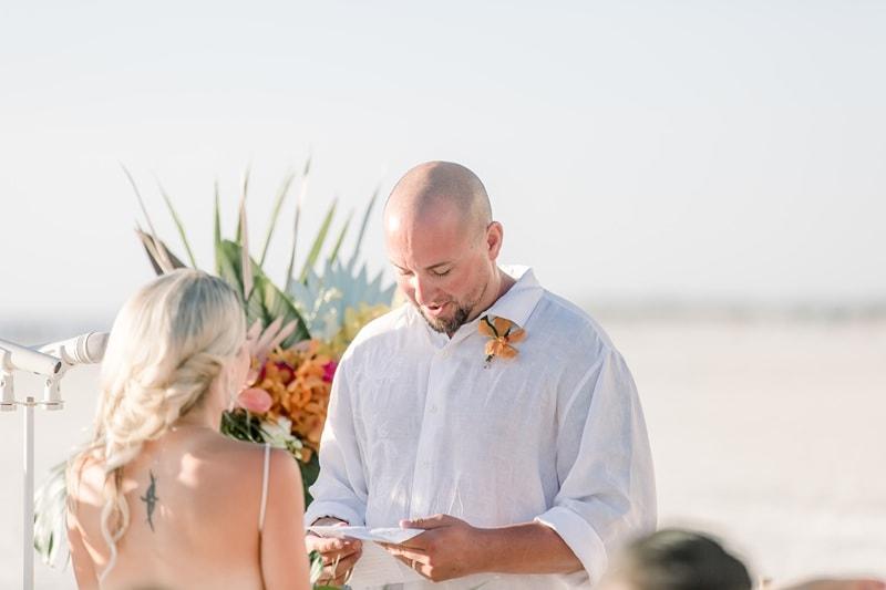 Destination wedding Vow Renewal in Marco Island 0046