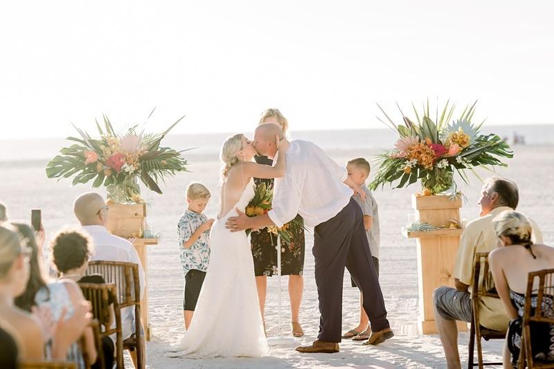 Destination wedding Vow Renewal in Marco Island 0053