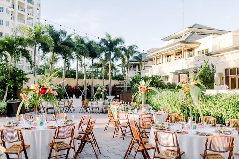 Destination wedding Vow Renewal in Marco Island 0062