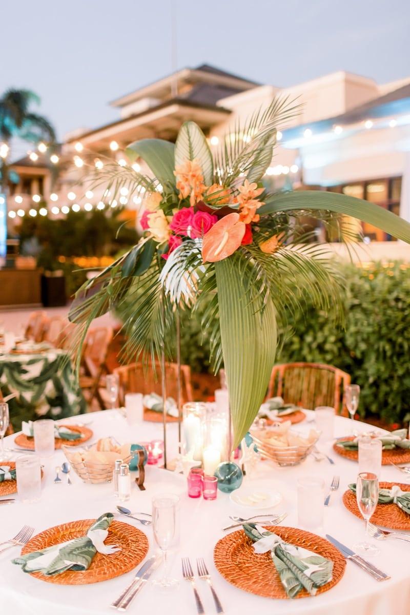 Destination wedding Vow Renewal in Marco Island 0082