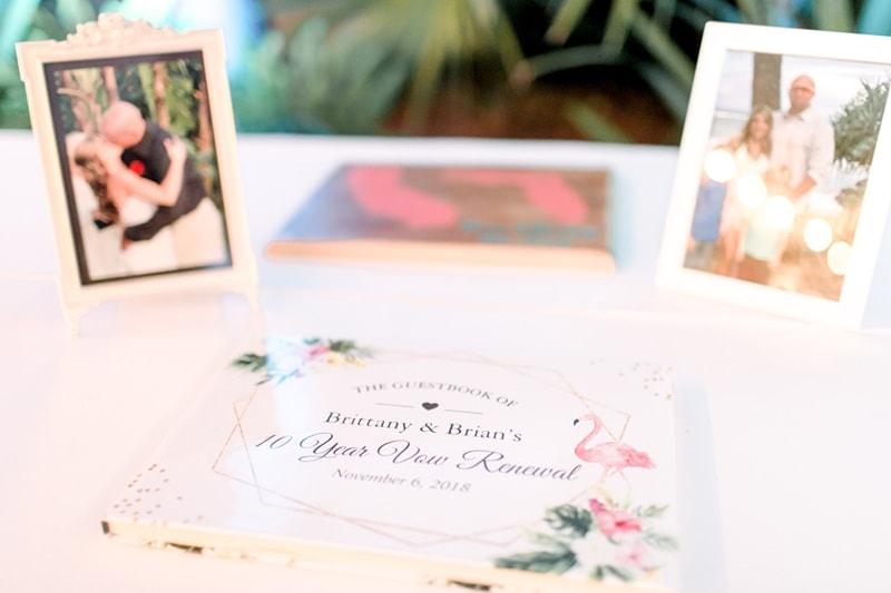 Destination wedding Vow Renewal in Marco Island 0084