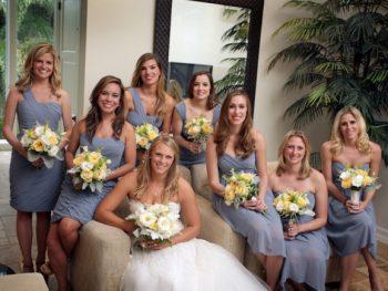 Preppy Destination Wedding in Captiva Island