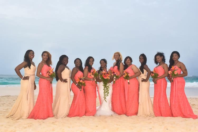 Destination wedding in Punta Cana 22