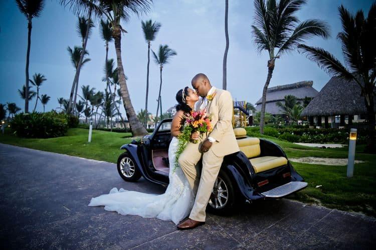 Destination wedding in Punta Cana 40