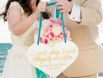 A Picture Perfect Beach Wedding in Florida