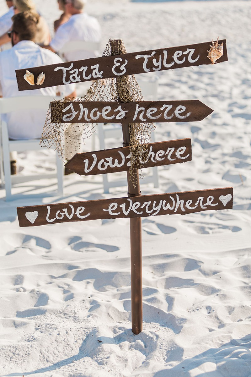 Destination wedding signs 1