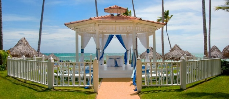 melia caribe dominican republic wedding
