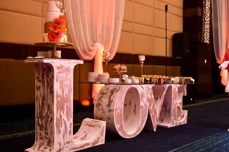 Dominican republic wedding at Hard Rock Resort