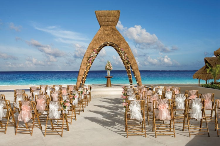 Dreams Resort Destination Wedding