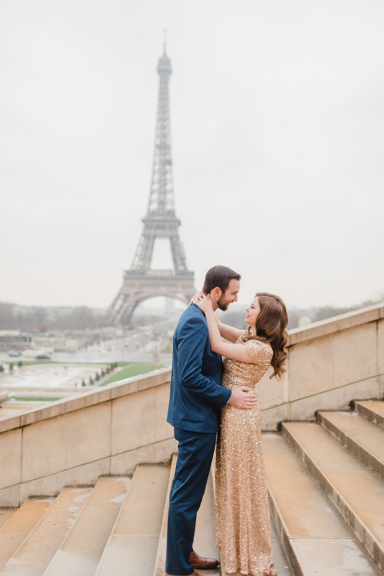 Elopement in Paris 15