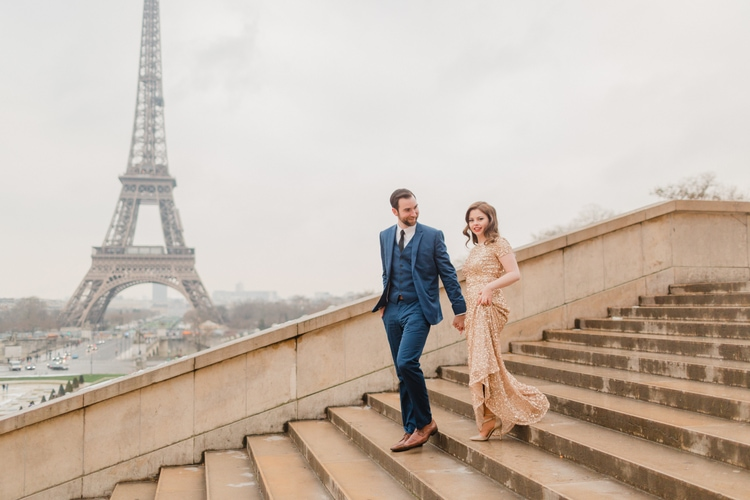 Elopement in Paris 17