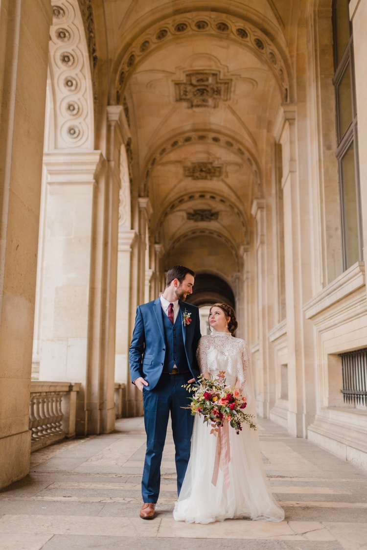 Elopement in Paris 46