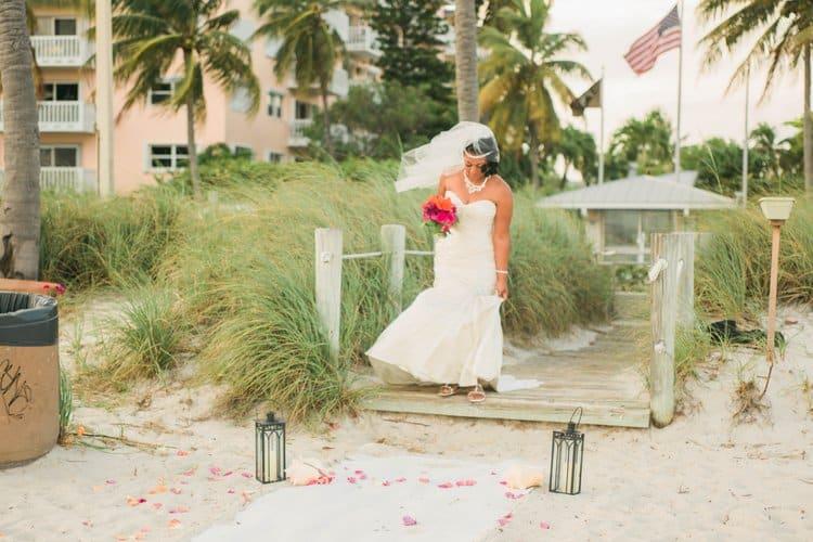 Elopment in Smathers Beach Key West 008