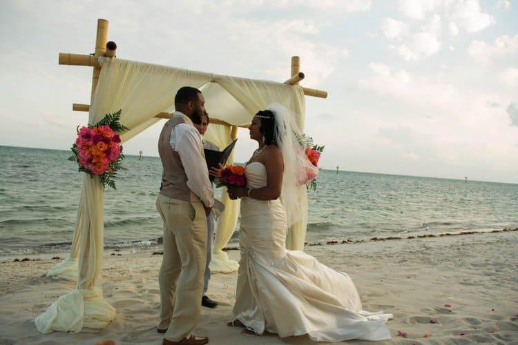 Elopment in Smathers Beach Key West 012