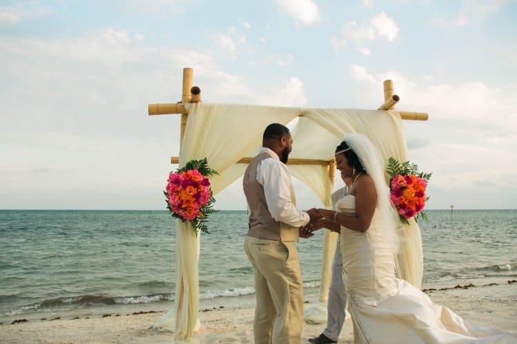 Elopment in Smathers Beach Key West 017