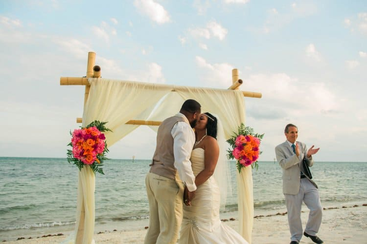Elopment in Smathers Beach Key West 019