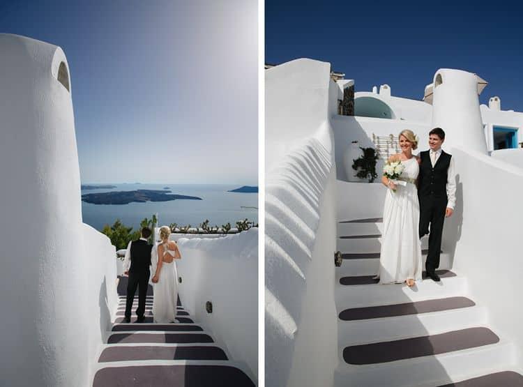 Elopment in the Dreams Luxury Suites in Santorini57