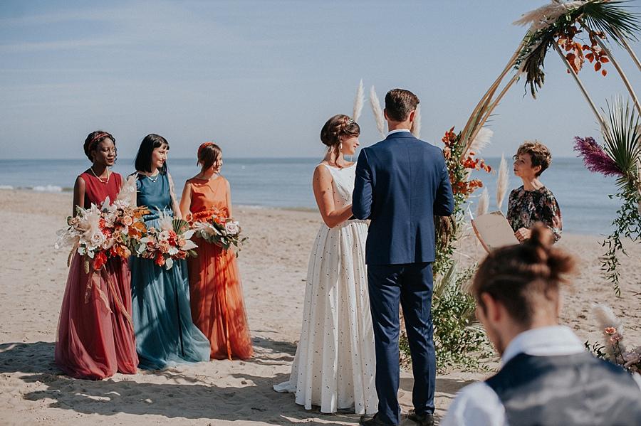 Fall Jewel Tone Wedding