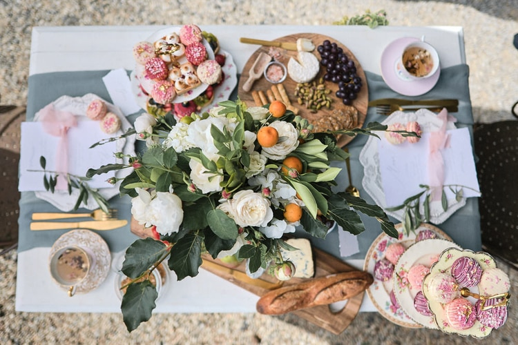 French Wedding Inspiration 31