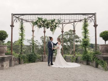 Romantic French Wedding Inspiration Shoot