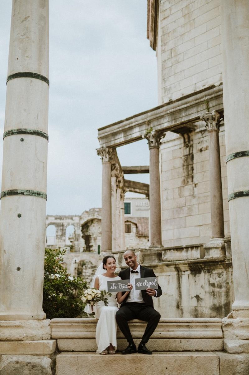 Getting married in Croatia 0014
