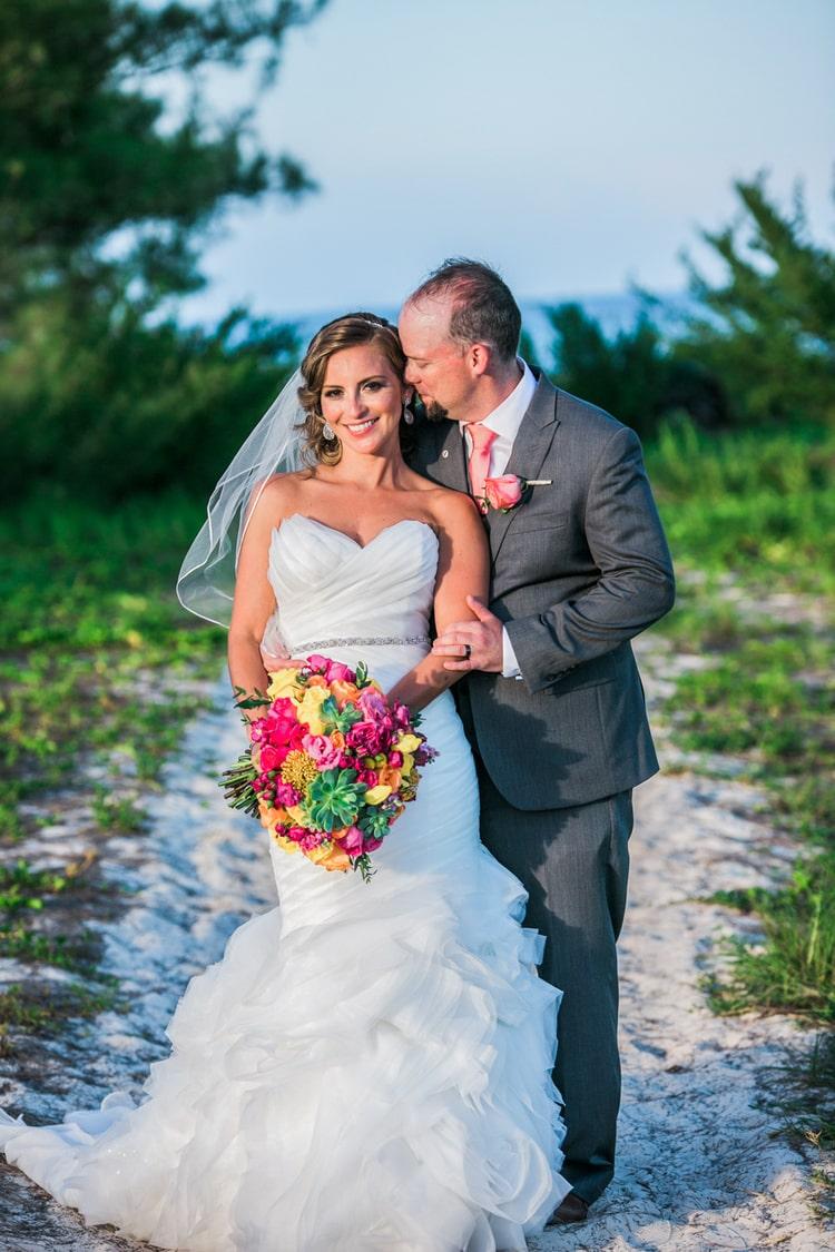 Grand Coral Beach Club wedding 13