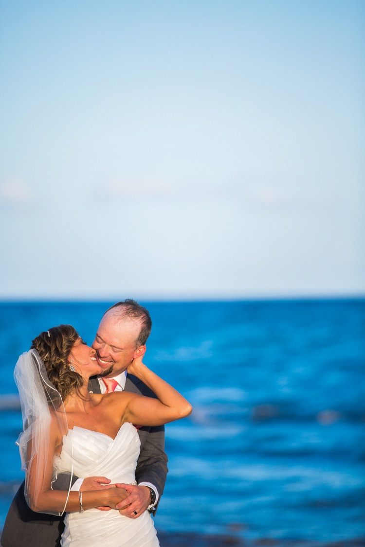 Grand Coral Beach Club wedding 16
