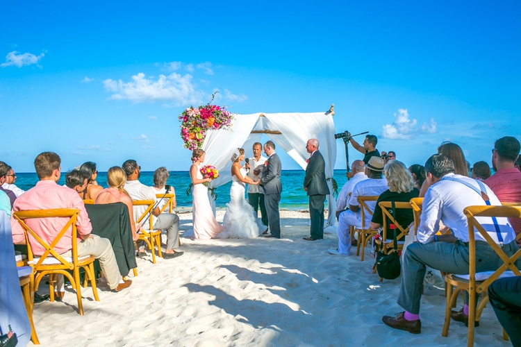 Grand Coral Beach Club wedding 27