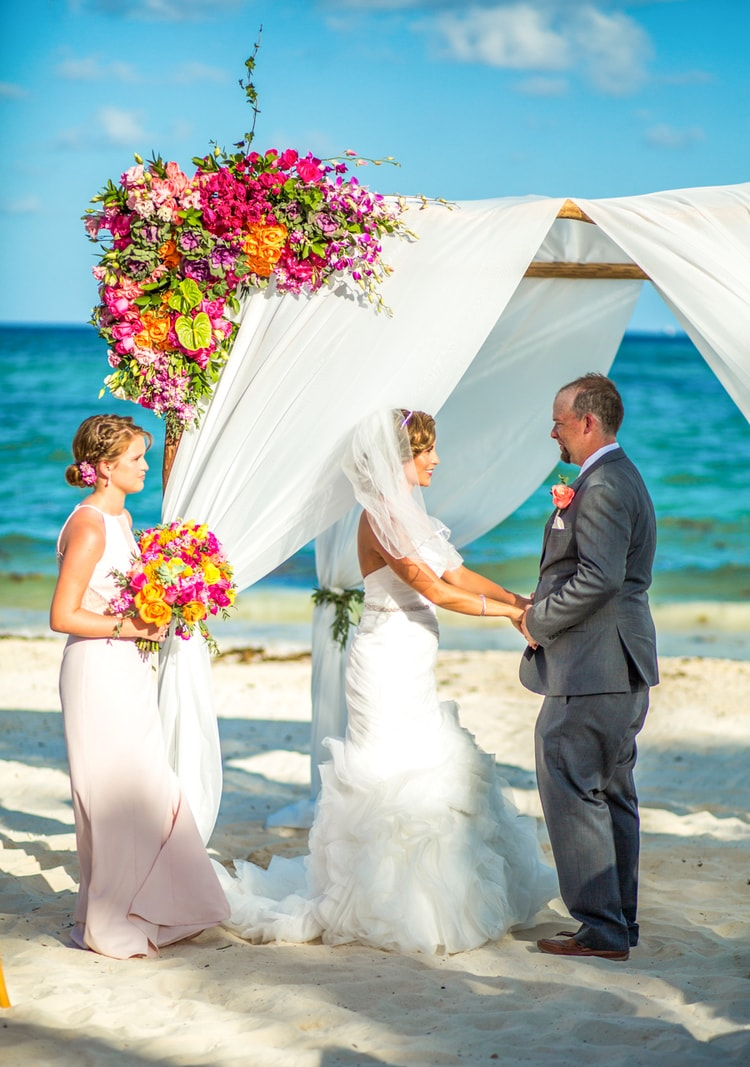 Grand Coral Beach Club wedding 29