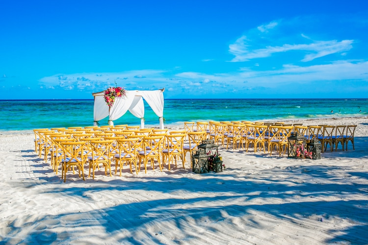 Grand Coral Beach Club wedding 48