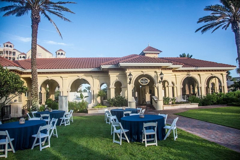 Hammock Beach Beach Resort Wedding 0082