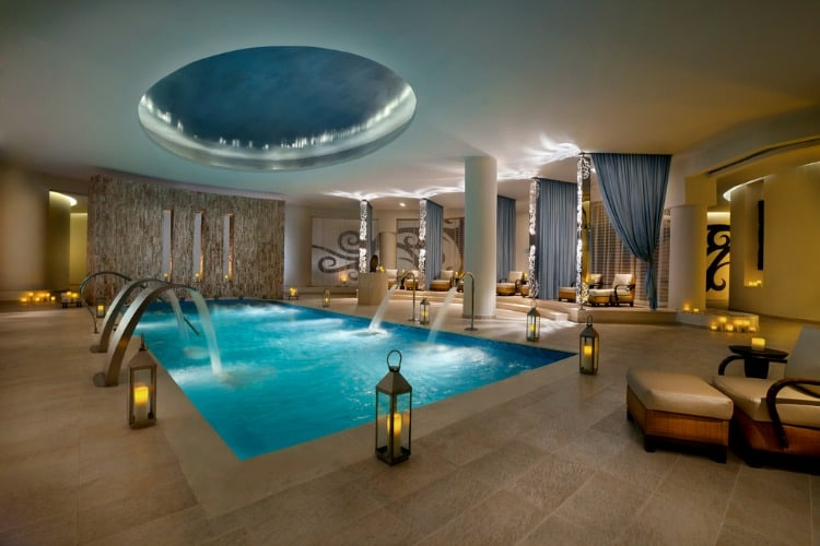 Hard Rock Punta Cana Spa pool