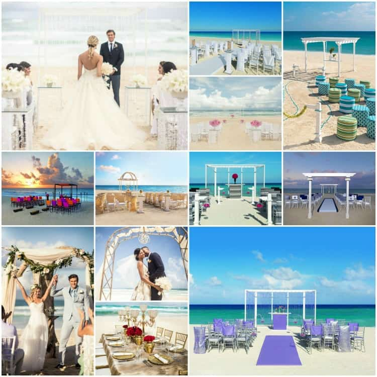 Hard Rock Punta Cana Wedding Collections