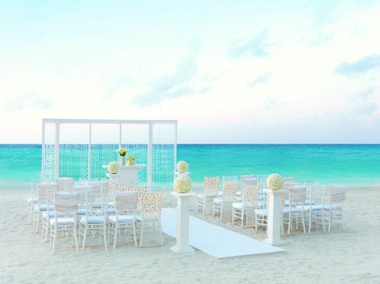 Hard Rock Punta Cana Wedding cowie