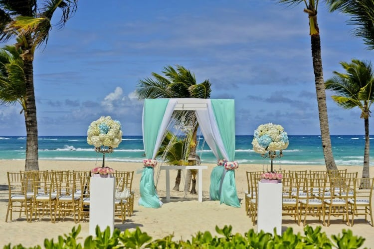 Hard Rock Punta Cana Wedding custom