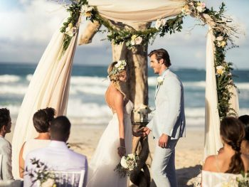 Hard Rock Wedding - Driftwood Romance
