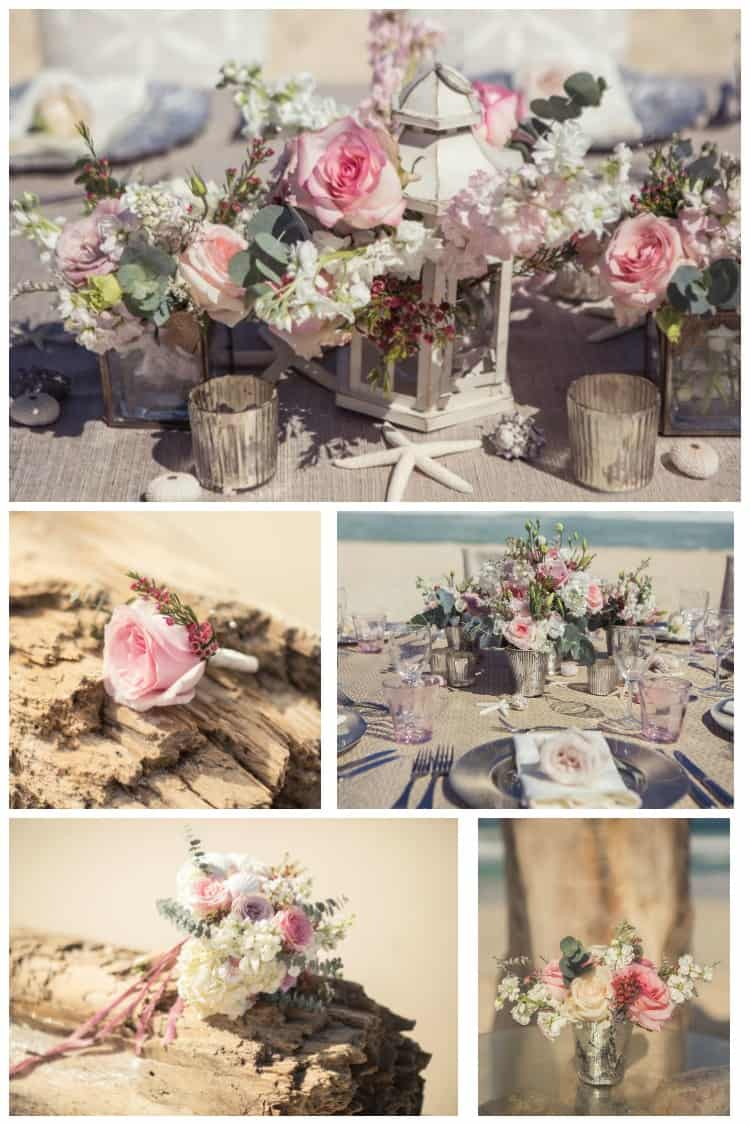 Hard Rock Wedding Driftwood Romance Pink