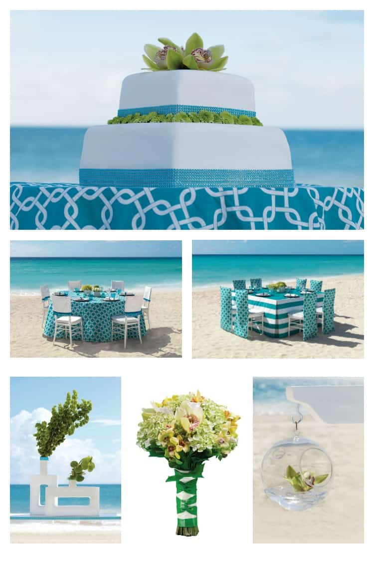 Hard Rock Wedding Seaglass Collection