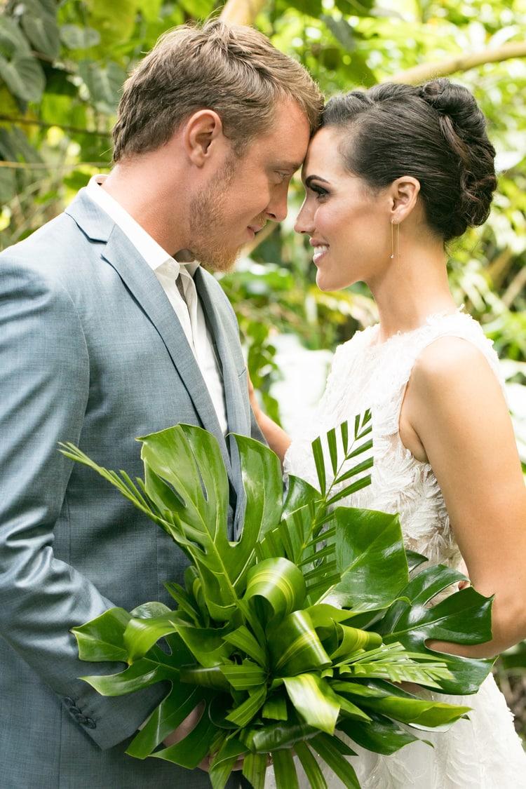 Hawaii garden wedding 63