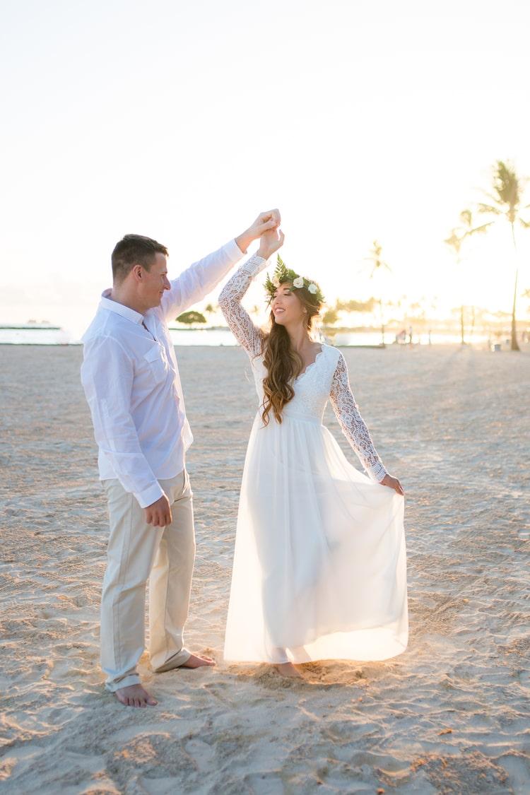 Hilton Hawaiian Village Wedding 16