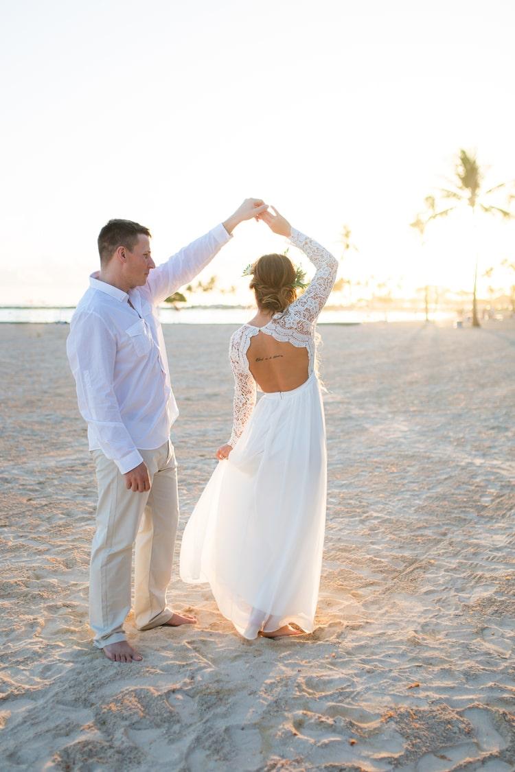 Hilton Hawaiian Village Wedding 19