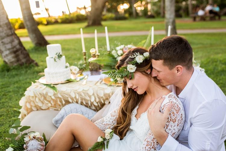 Hilton Hawaiian Village Wedding 35