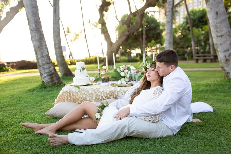 Hilton Hawaiian Village Wedding 45