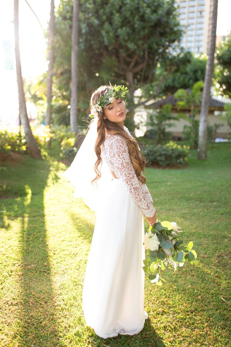 Hilton Hawaiian Village Wedding 71