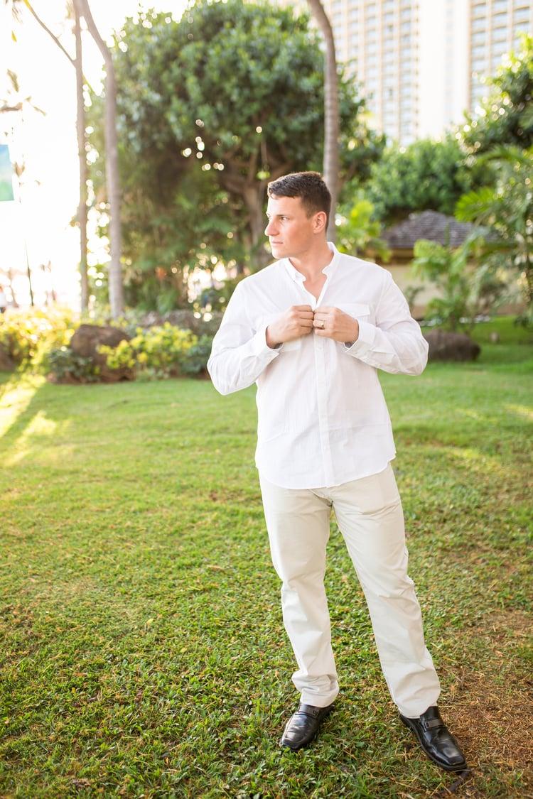 Hilton Hawaiian Village Wedding 73