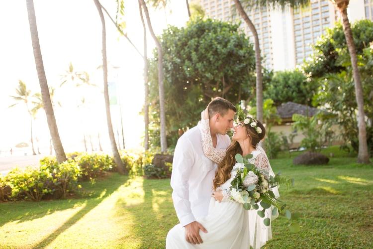 Hilton Hawaiian Village Wedding 79